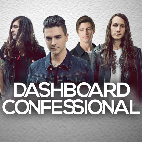 Dashboard Confessional The Powerstation